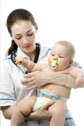Surgery Website Nurse baby Image